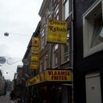 Hollandalılar, Döner ve Kebaba yabancı değiller.