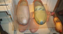 Hollandalıların geleneksel ayakkabıları