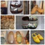 Hollanda'nın geleneksel ayakkabıları...
