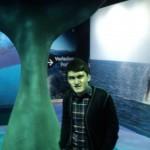 Denizcilik Müzesinden bir kare.