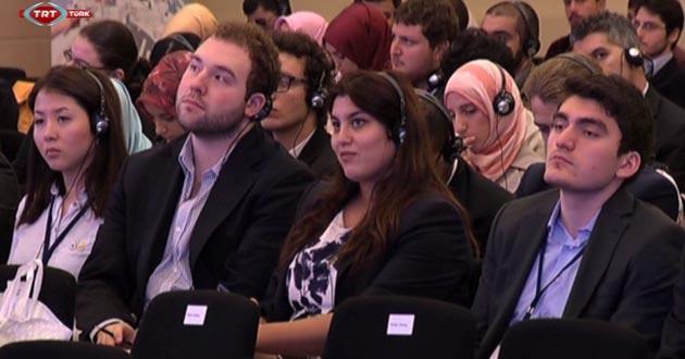 Türk-Arap Gençlik Kongresi yapıldı