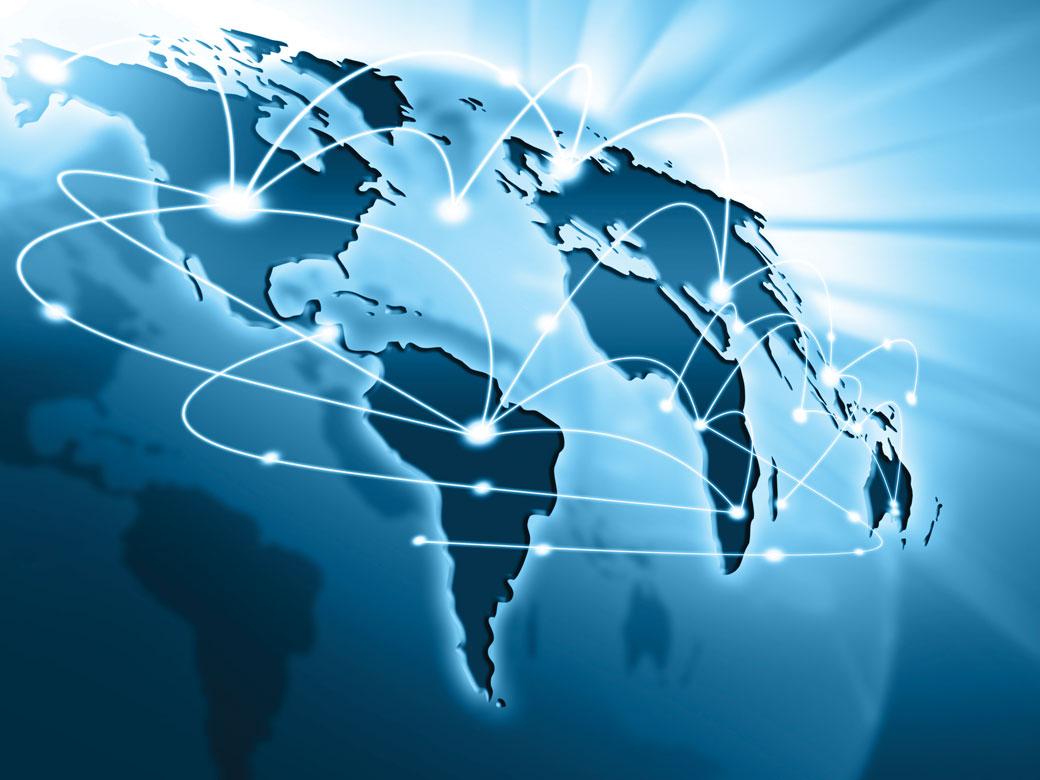 Küreselleşen dünyada,gelişen Türkiye'nin bilişim vizyonu
