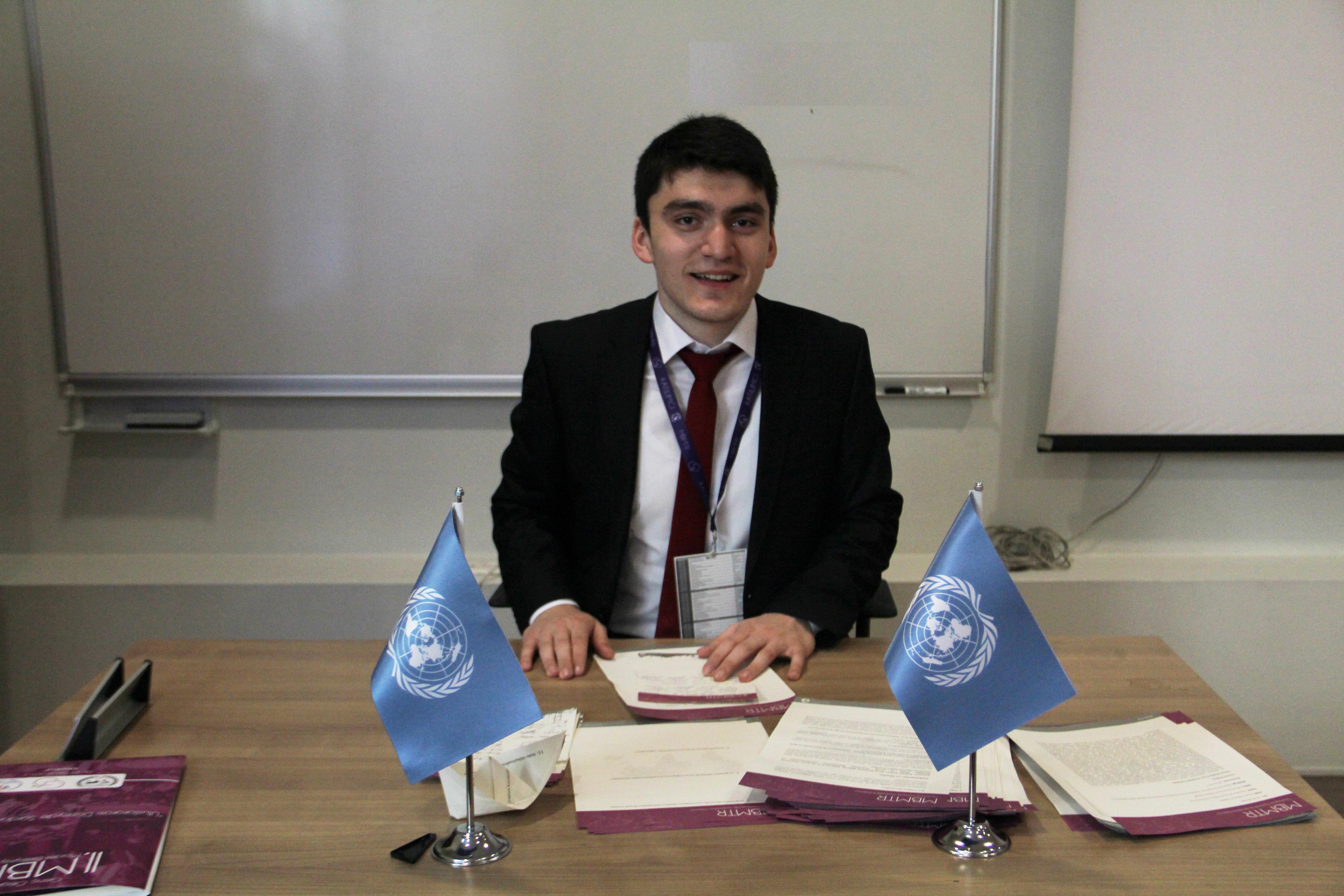 3.Model Birleşmiş Milletler Türkiye Konferansı gerçekleşti.