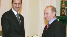 Suriye'de Putin zamanı