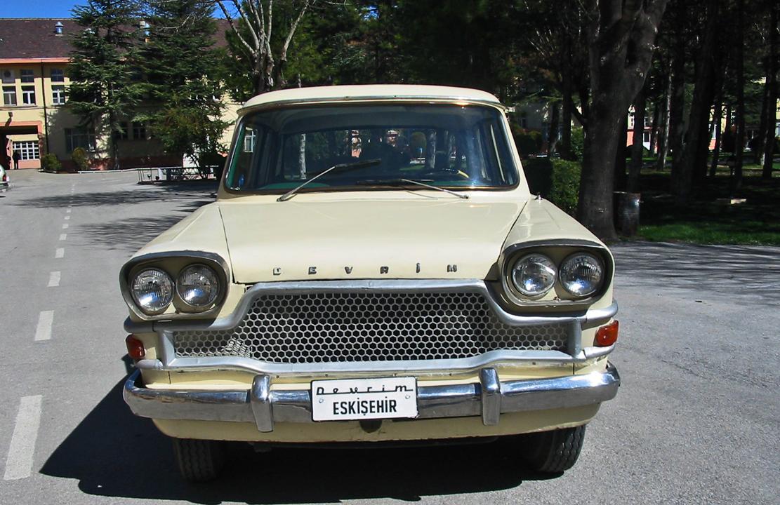Devrim Arabaları – Dünden bugüne yerli otomobil rüyası
