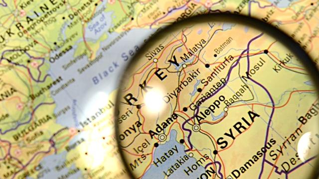 Bir haritanın düşündürdükleri: Halep