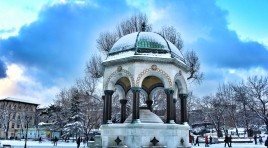 Kar yağdı: Onun hikayesi