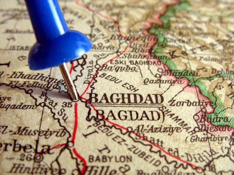 Sorunlu Miras Irak