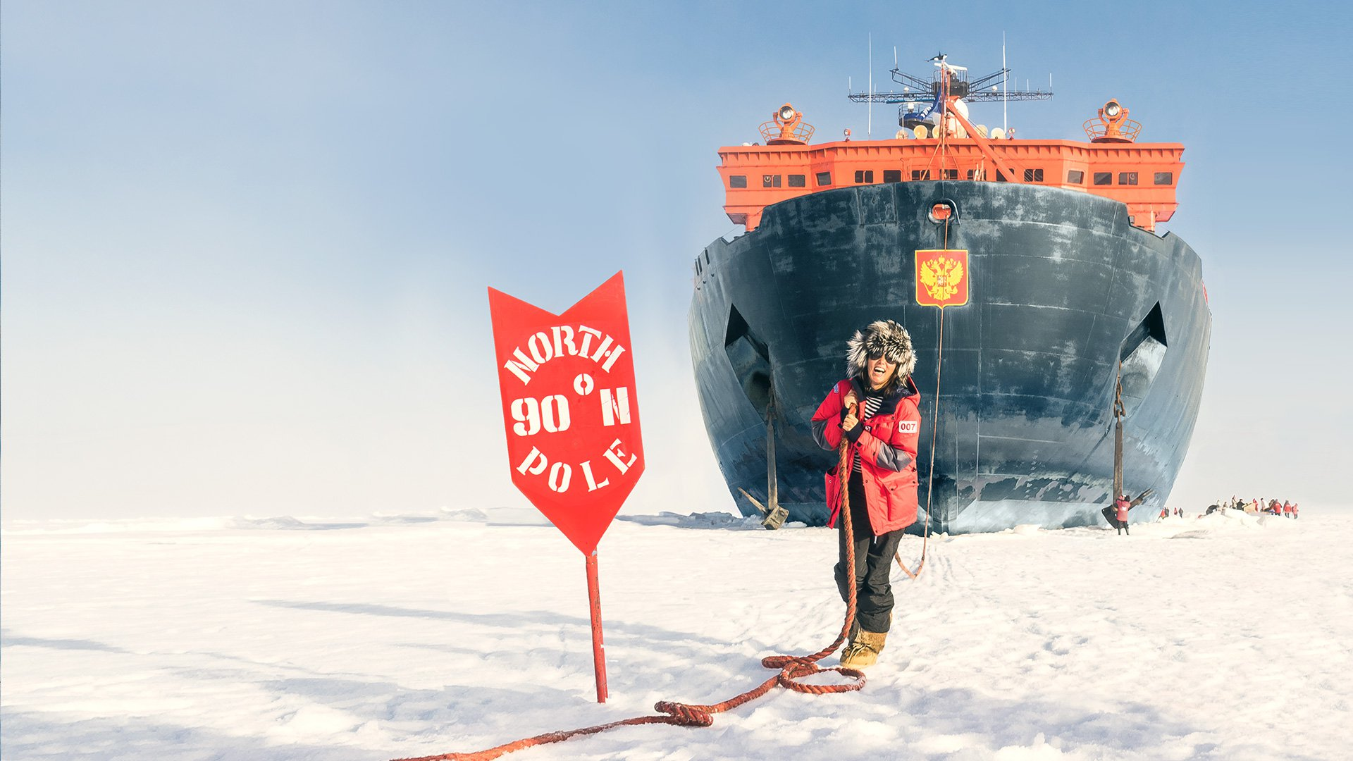Kutup Çağı Projeksiyonu & Arktik Konsey