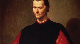 Yaşayan Machiavelli